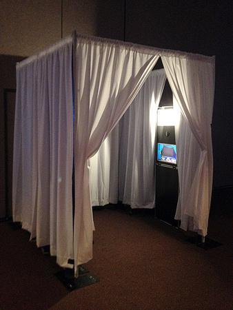 STS Premium photobooth