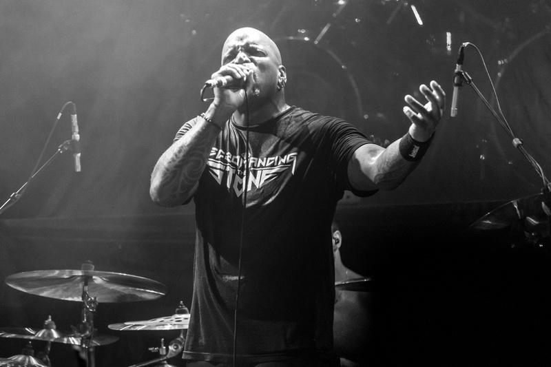 Sepultura - 04-14-17 - House of Blues Orlando, FL  - 36