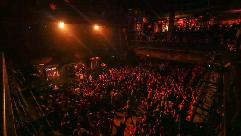 Sepultura - 04-14-17 - House of Blues Orlando, FL  - 47