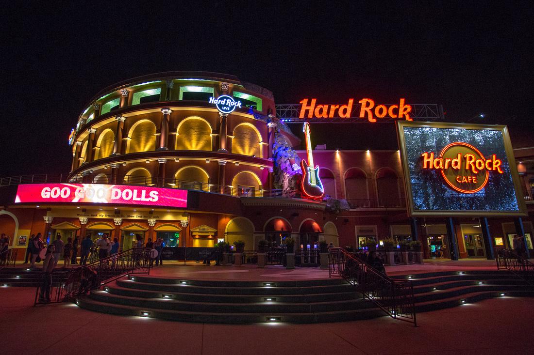 The Goo Goo Dollls @ HarRock Live 2017 - 1