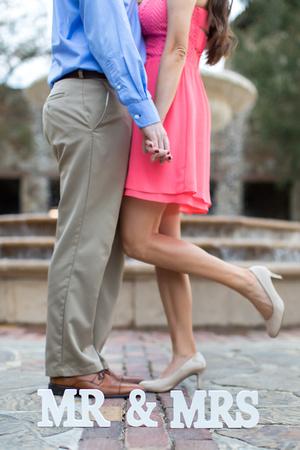 Lindsay + Josh - Engagement @ Bella Collina - 89
